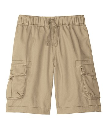 Sandstone Keeper Cargo Shorts - Infant, Toddler & Boys