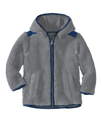 Cobblestone Chill Chaser Sherpa Coat - Infant, Toddler & Boys