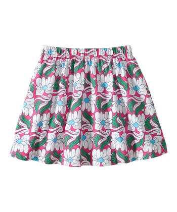 Zing Pink Skip Hop Skirt - Infant, Toddler & Girls