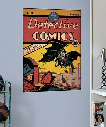 Detective Comics #27 Comic Cover Wall Decal