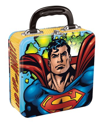 Superman Tin Lunchbox