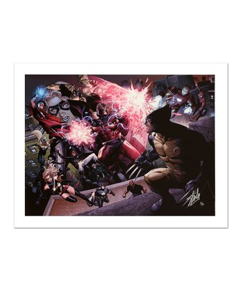 Avengers: The Children's Crusade #2 Gallery-Wrapped Canvas