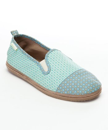 Mint Mix Adrianne Slip-On Shoe