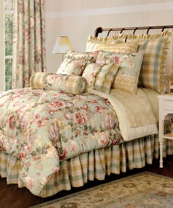Jennifer Taylor Chesapeake California King Duvet Set