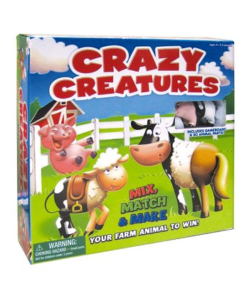 Crazy Creatures Game