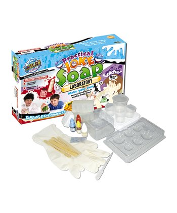 Practical Joke Soap Lab Kit