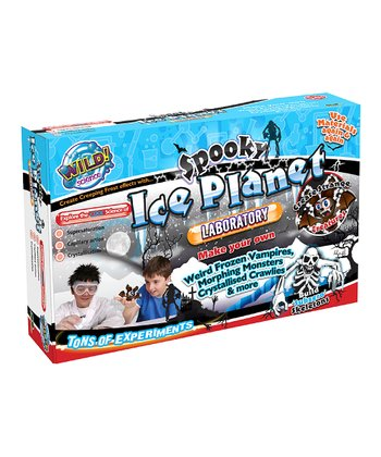 Spooky Ice Planet Lab Kit