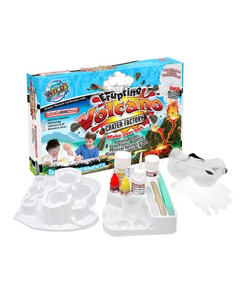 Volcano Crater Factory Kit