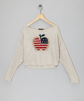 Ivory USA Apple Sweater
