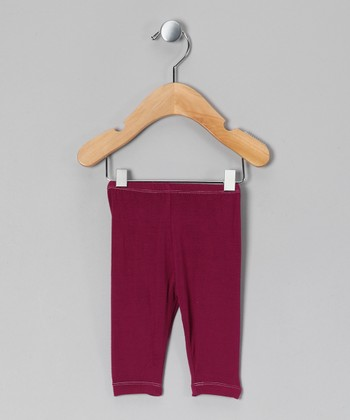 Orchid Leggings - Infant