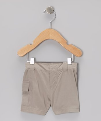 Mist Woven Shorts - Infant & Boys