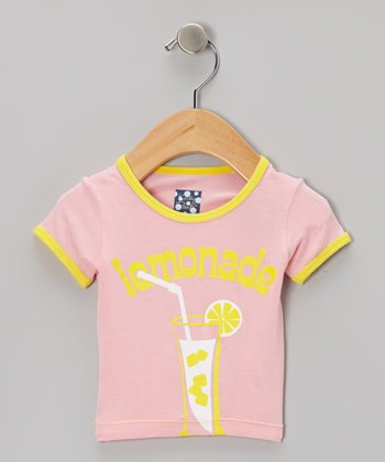 KicKee Pants Lotus 'Lemonade' Tee - Infant