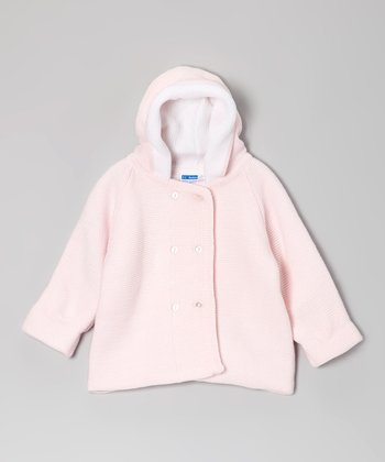 Pink Knit Jacket - Infant