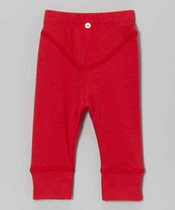 Lifeguard Red Pants - Infant, Toddler & Kids