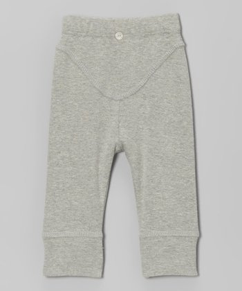 Heather Gray Pants - Infant, Toddler & Kids