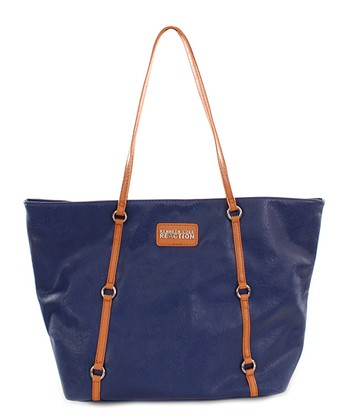 Royal Blue Ring Tote