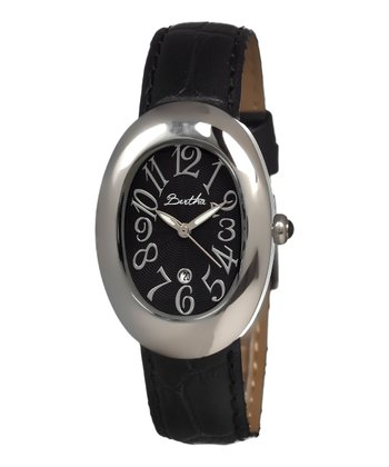 Black Antoinette Watch