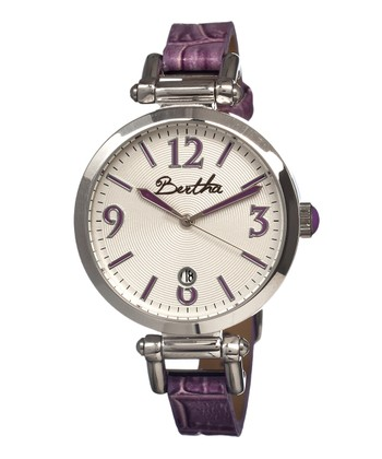 Purple Lilah Watch