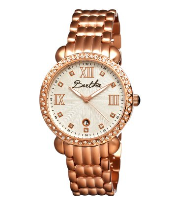 Rose Gold Ruth Watch