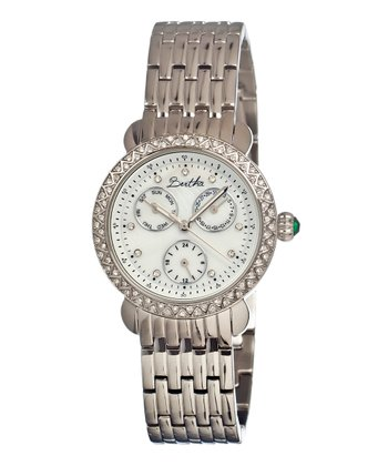 Silver Daniella Watch