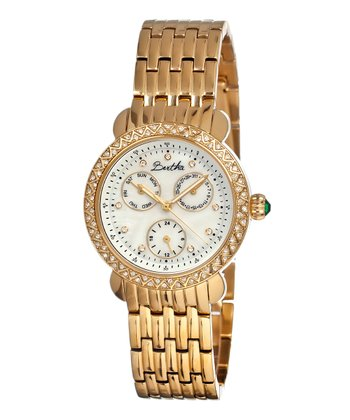 Gold Daniella Watch