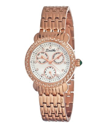 Rose Gold Daniella Watch