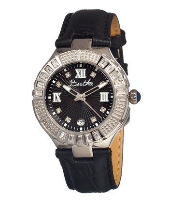 Black Evelyn Watch
