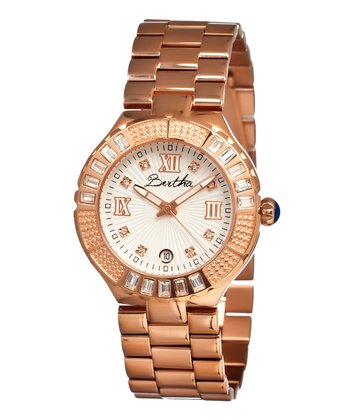 Gold Evelyn Watch