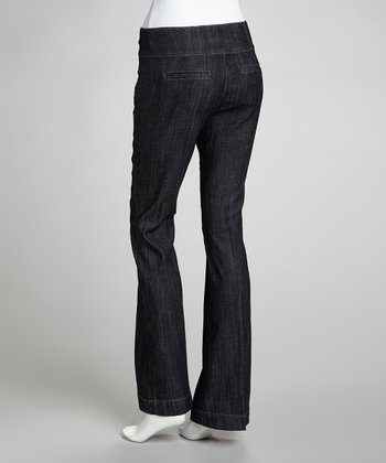 Ink Denim Sailor Pants