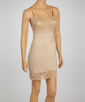 Nude Lace Fascination Shaper Slip