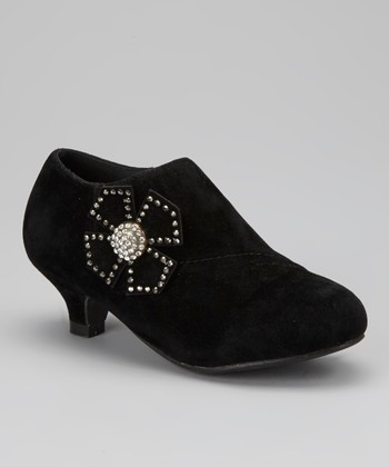 Black Holiday-104 Bow Bootie