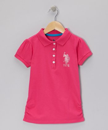 Berry Polo - Girls