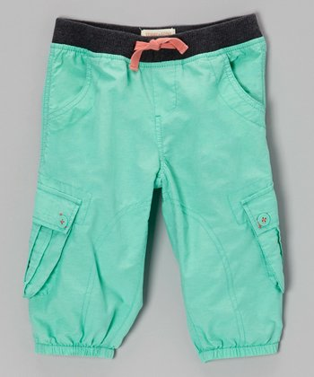 Opal Cargo Harem Pants - Toddler & Girls