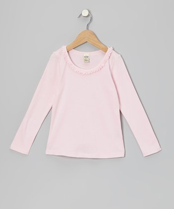 Baby Pink Sunflower Tee - Infant, Toddler & Kids