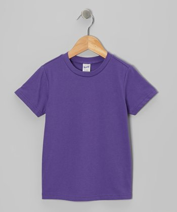 Grape Tee - Toddler