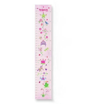 Frog & Princess Growth Chart