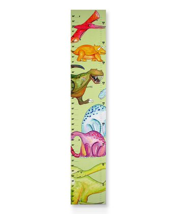Dinosaur Growth Chart