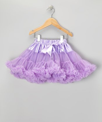 Lavender Pettiskirt - Toddler & Girls