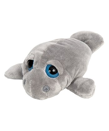 Bright Eye Manatee Plush Toy