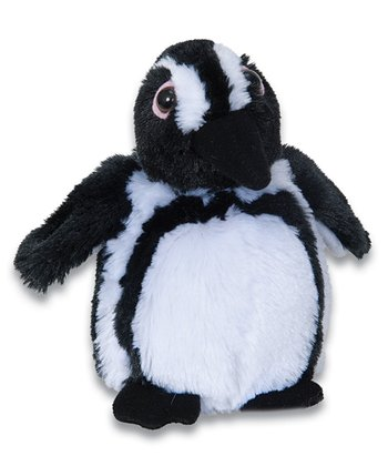 Squeakerz African Penguin Plush Toy