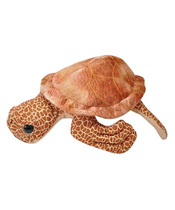 9'' Sea Turtle Nyah Plush Toy