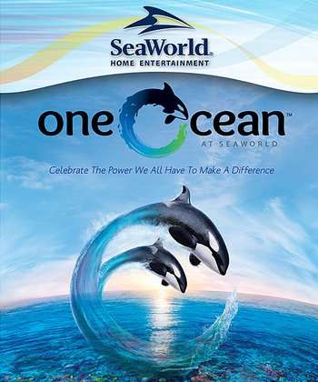 SeaWorld One Ocean DVD