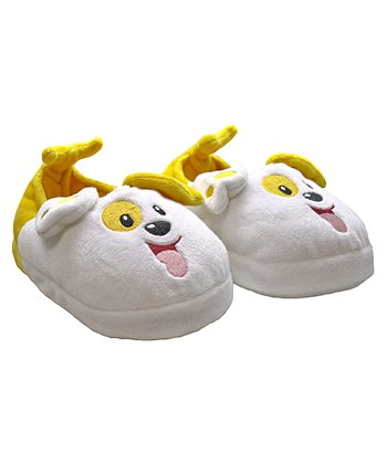 Bubble Puppy Slippers