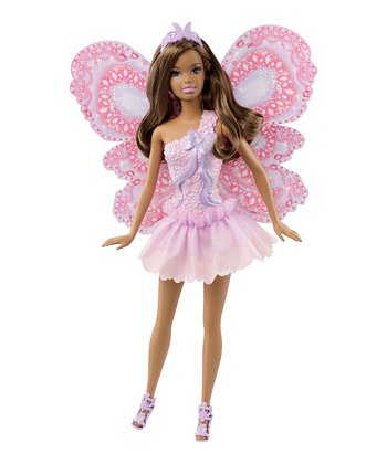 Pink Barbie Fairy Doll