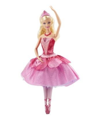 Feature Ballerina Barbie™ Doll