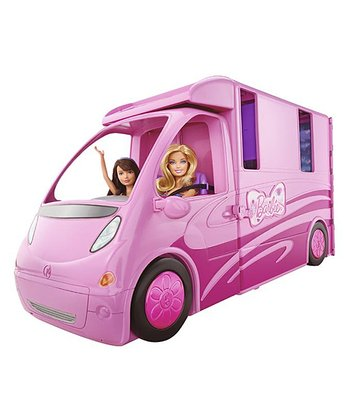 Barbie Sisters RV Set