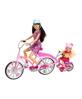 Barbie™ Sisters' Bike for Two
