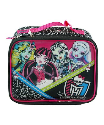 Monster High Lenticular Lunch Bag