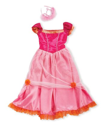 Princess Isabella Dress-Up Outfit