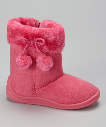 Hot Pink Cutie Jr. Boot
